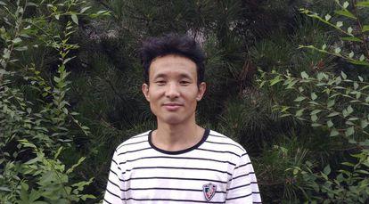 Hua Haifeng, el arrestado por supuesto espionaje ilegal en un factoría proveedora de la marca Ivanka Trump.
