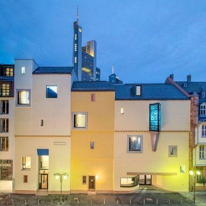 Frankfurt. Fachada del  Deutsches Romantik-Museum Inaugaurado en 2021.  FOTO:  Alexander Paul  Englert / Deutsches Romantik-Museum