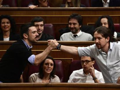 El apoyo de Iglesias recuerda el penoso patrón de resistir a toda costa y culpar a los medios