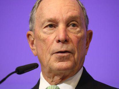 Bloomberg, en un evento el pasado marzo