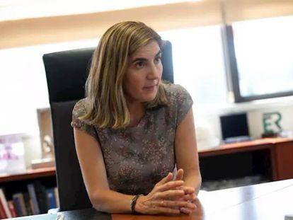 La consejera andaluza de Empleo, Rocío Blanco.
