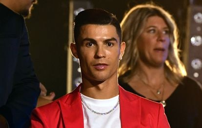 Cristiano Ronaldo, en Sevilla, el pasado noviembre.
