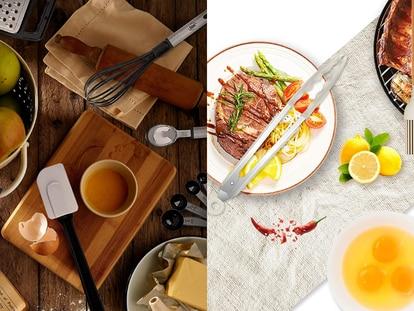 Estos utensilios básicos de cocina se vuelven imprescindibles en tu cocina
