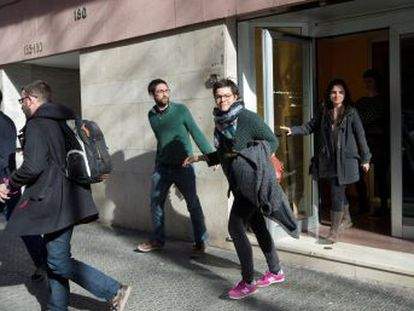 Solo los 64 diputados de Junts per Catalunya y ERC han apoyado el candidato a  president