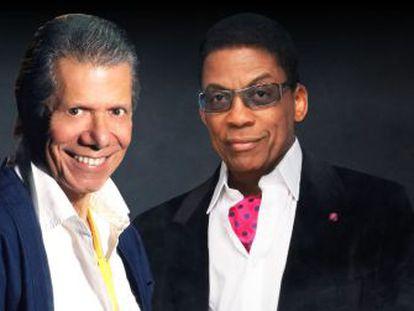 Lo spianistas Herbie Hancock y Chick Corea ofrecerán un concierto juntos en el Jazz de Vitoria.