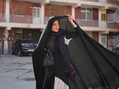 Un momento de la película 'Un héroe' de Asghar Farhadi.