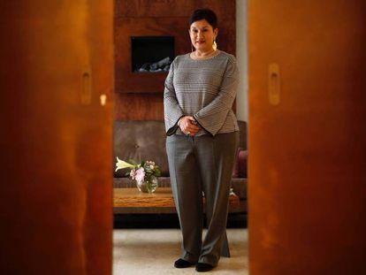 La exfiscal general de Guatemala Thelma Aldana, en una imagen de archivo.