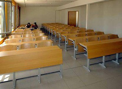 Más de un centenar de titulaciones recibieron menos de 10 alumnos nuevos el curso pasado.