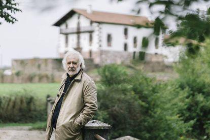 Ramón Andrés, en Elizondo (Navarra).