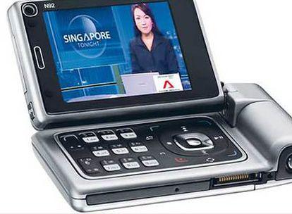 Los teléfonos móviles ofrecen cada vez más funciones