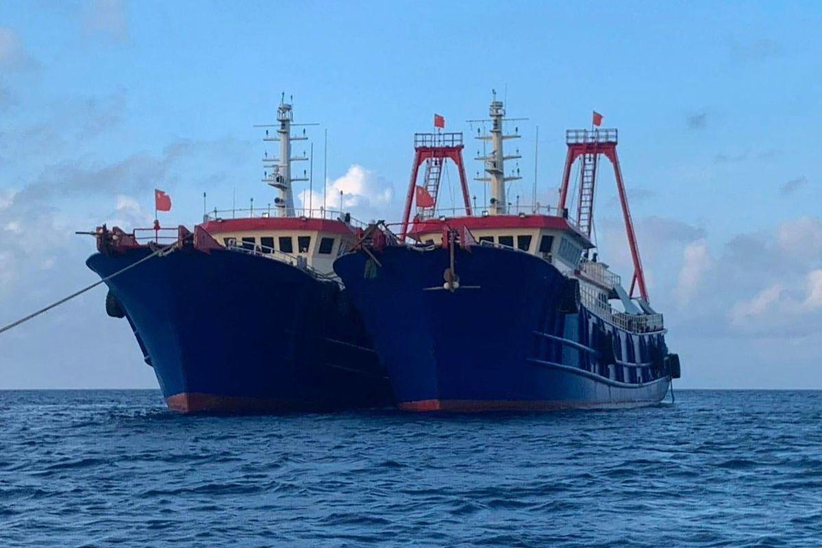 Guerra retórica en el mar del Sur de China