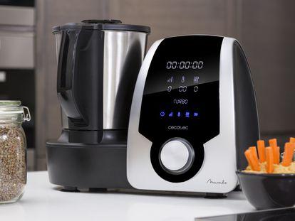 La nueva propuesta de Cecotec en robots de cocina ofrece 23 funciones a un precio muy competitivo.