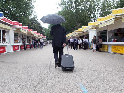 La Feria del Libro de Madrid se celebrará en otoño, del 2 al 18 de octubre, en el Paseo de Coches del Retiro.