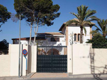 Colegio de Alicante donde están matriculados los alumnos.