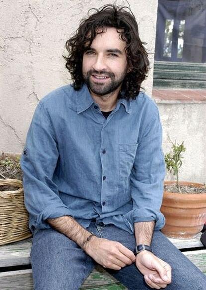 Mateo Gil, director de cine.