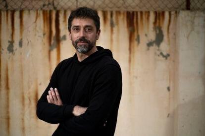 Pablo Gutiérrez, retratado la semana pasada en Sanlúcar de Barrameda.