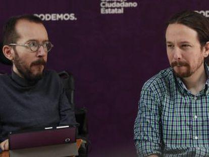 El líder de Podemos asume la debilidad territorial y la falta de liderazgos en el partido en el consejo ciudadano estatal de la formación