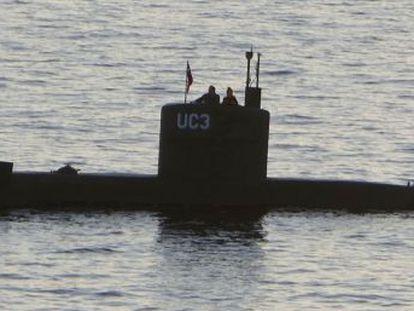 El submarino del inventor danés encierra la pista más fiable de la misteriosa muerte de Kim Wall. Un caso para el que no hay móvil, ni arma homicida
