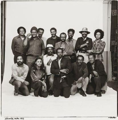 'Los miembros de Kamoinge' (19739, de Anthony Barboza.