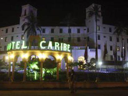 Uno de los hoteles de Cartagena de Indias en los que se alojó el Servicio Secreto.