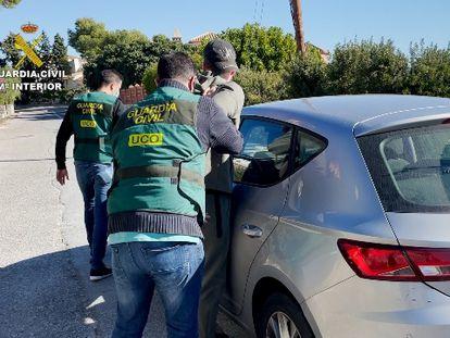Detención en Almuñécar (Granada) del presunto líder de una organización de tráfico de cocaína y reclamado por las autoridades belgas.