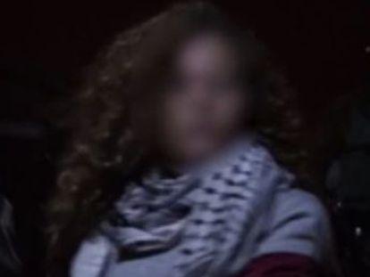 El vídeo de una chica palestina que se enfrenta a soldados israelíes y la imagen de un paralítico abatido en Gaza cobran fuerza viral tras la decisión de Trump sobre Jerusalén