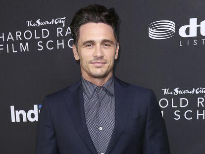 El actor James Franco, en una imagen tomada en noviembre de 2017 en Los Ángeles.