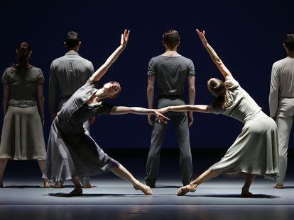 El Malandain Ballet de Biarritz, en 'Nocturnes'