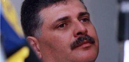 El exjefe de los servicios secretos de Venezuela Carlos Luis Aguilera Borjas.