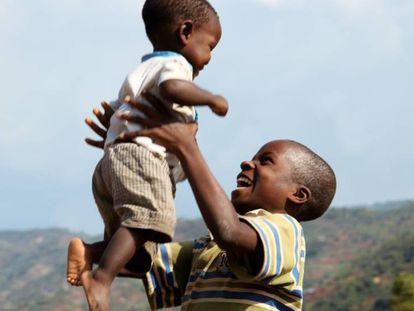 Viajamos a Burundi, uno de los países más pobres del continente africano, junto a un equipo de Unicef.