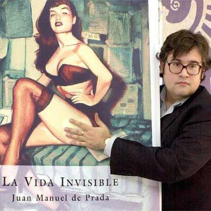Imagen de archivo del escritor Juan Manuel de Prada.