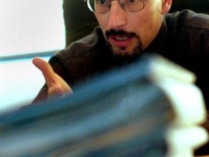 Santiago Vidal, en una  foto de archivo.