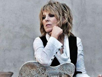 lucinda Williams, cantante.