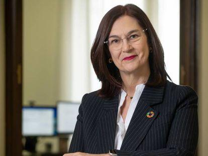 Cani Fernández, presidenta de la CNMC: