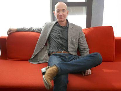 Jeffe Bezos, el pasado octubre en San Francisco.
