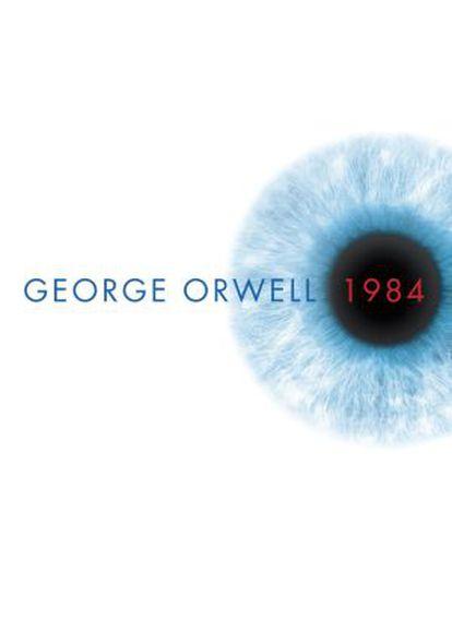 La portada de una de las ediciones de '1984', de Orwell.
