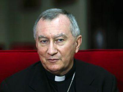 El nuevo secretario de Estado del Vaticano, Pietro Parolin.