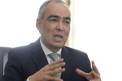 El exministro y exembajador Rodrigo Rivera, en una imagen de archivo.