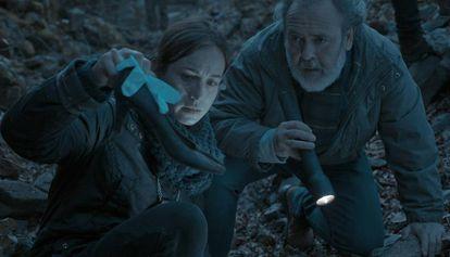 Un fotograma de 'El Guardián Invisible', una de las películas de producción catalana más taquillera de 2017.