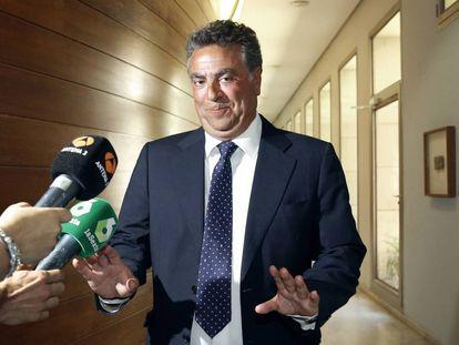 El empresario alicantino Enrique Ortiz.