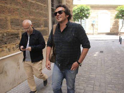 José María González, Kichi, alcalde de Cádiz, pasea por la ciudad en una imagen de archivo.