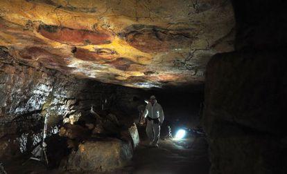 Documental de las Cuevas de Altamira.