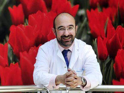 El oncólogo Manuel Hidalgo en una imagen de 2008.