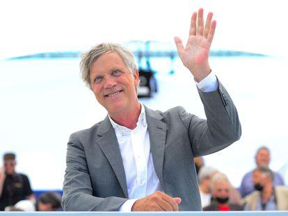 El director Todd Haynes en la presentación de su documental 'The Velvet Underground' en Cannes.