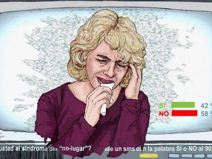 Ilustración de Carmen Delaco.
