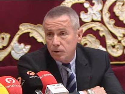 La fiscalía francesa asegura que ETA mantiene su potencial militar