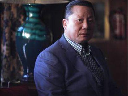 Kim Jung Haeng, rector de la universidad surcoreana Yong In.