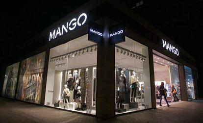 Un establecimiento de Mango en Madrid