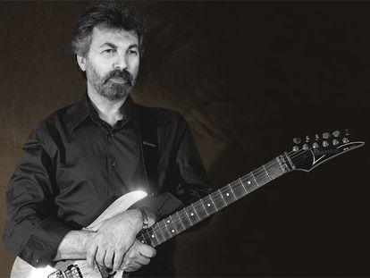 El músico Pepe Robles, en una foto de promoción.