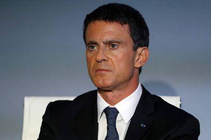Manuel Valls, este viernes, en la presentación de una campaña contra el yihadismo, en París.